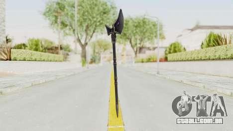 Ei Of The Water Weapon para GTA San Andreas segunda tela