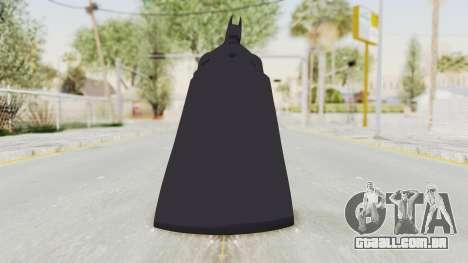 Batman Arkham City - Batman v1 para GTA San Andreas terceira tela