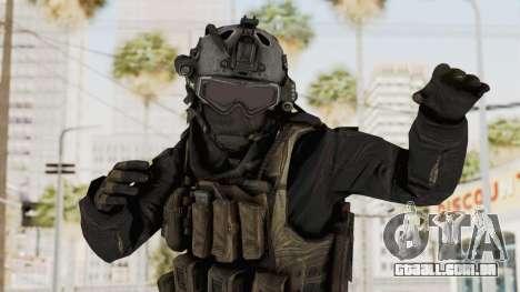 COD MW2 Shadow Company Soldier 1 para GTA San Andreas