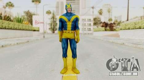 Marvel Future Fight - Goliath para GTA San Andreas segunda tela