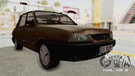 Dacia 1310 Berlina 2001 Stock para GTA San Andreas vista direita