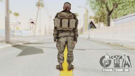 COD BO SOG Reznov v1 para GTA San Andreas terceira tela
