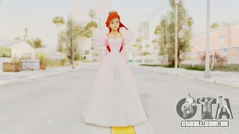 Ariel New Outfit v1 para GTA San Andreas segunda tela