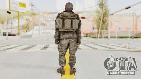 COD BO SOG Mason v1 para GTA San Andreas terceira tela