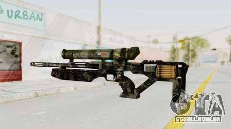 VC32 Sniper Rifle para GTA San Andreas segunda tela
