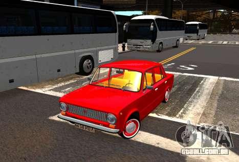 VAZ 21011 Fábrica para GTA 4 traseira esquerda vista