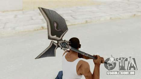 Ei Of The Water Weapon para GTA San Andreas