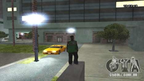Colormod Easy Life by roBB1x para GTA San Andreas quinto tela