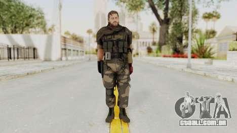 MGSV The Phantom Pain Venom Snake Sc No Patch v4 para GTA San Andreas segunda tela