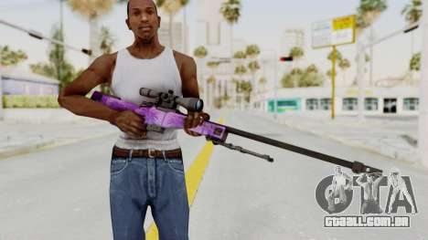 Vice AWP para GTA San Andreas terceira tela