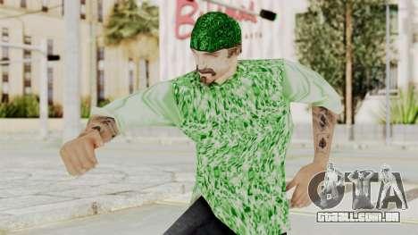 Psycho Brother 2 para GTA San Andreas