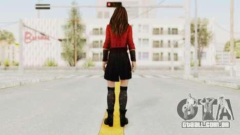 Captain America Civil War - Scarlet para GTA San Andreas terceira tela