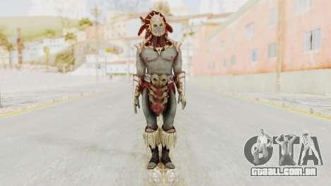Mortal Kombat X - Kotal Kahn para GTA San Andreas segunda tela