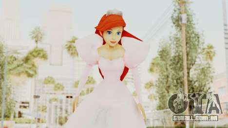 Ariel New Outfit v1 para GTA San Andreas
