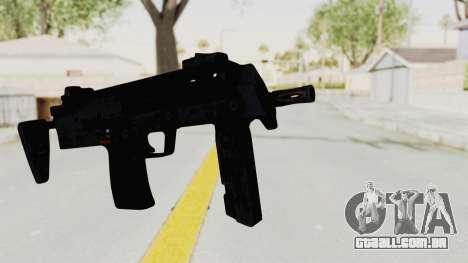 MP7 para GTA San Andreas segunda tela