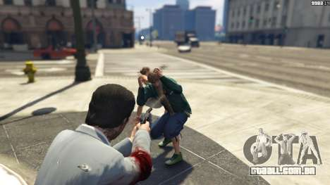 GTA 5 Realistic Bullet Damage segundo screenshot