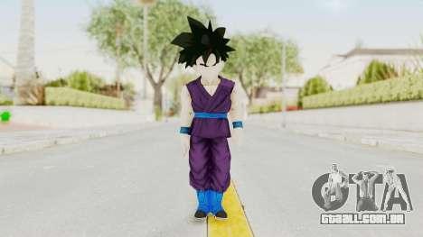 Dragon Ball Xenoverse Gohan Teen DBS SJ v1 para GTA San Andreas segunda tela