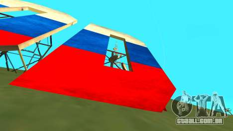 New Vinewood Russia para GTA San Andreas terceira tela