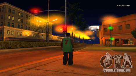 Colormod Easy Life by roBB1x para GTA San Andreas terceira tela