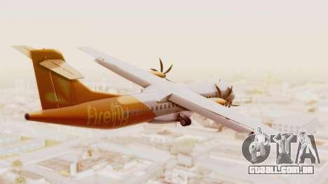 ATR 72-500 Firefly Airlines para GTA San Andreas vista direita
