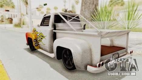 GTA 5 Slamvan Race PJ1 para GTA San Andreas vista superior