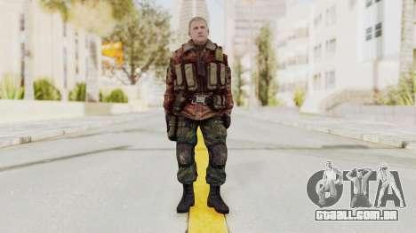 Battery Online Russian Soldier 10 v3 para GTA San Andreas segunda tela