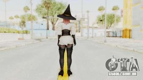 Dead Or Alive 5 LR - Honoka Deception DLC para GTA San Andreas terceira tela