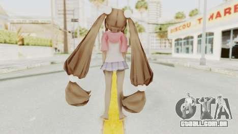 Rin Kokonoe - Kodomo No Jikan para GTA San Andreas terceira tela