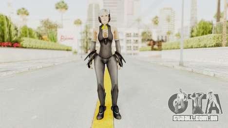 Dead Or Alive 5 LR Christie Tamiki Wakaki DLC v1 para GTA San Andreas segunda tela