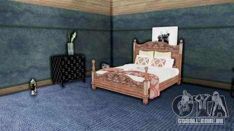 CJs House New Interior para GTA San Andreas terceira tela