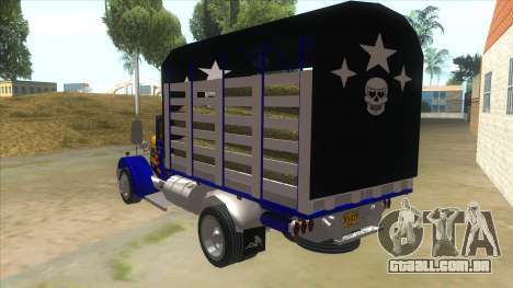 Ford AA Modified para GTA San Andreas traseira esquerda vista