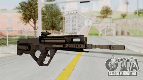 Integrated Munitions Rifle Black para GTA San Andreas