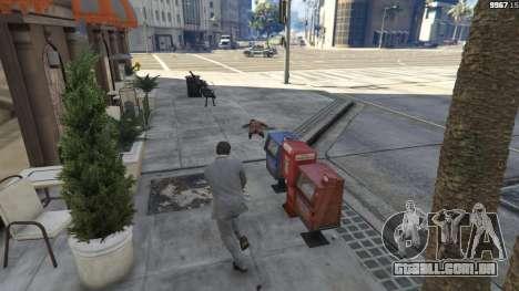 GTA 5 Realistic Bullet Damage quinta imagem de tela