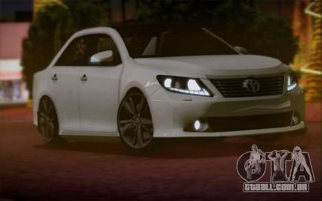 Toyota Camry V6 Sprot Edition para GTA San Andreas