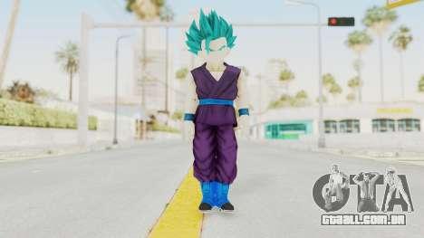 Dragon Ball Xenoverse Gohan Teen DBS SSGSS2 v1 para GTA San Andreas segunda tela