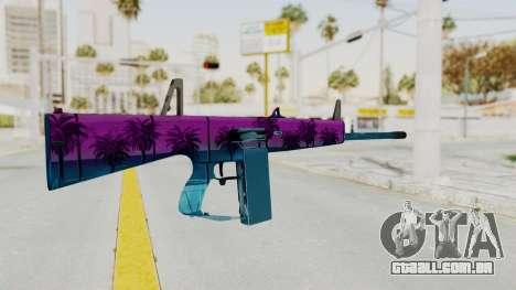 Vice AA-12 para GTA San Andreas segunda tela