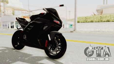 Kawasaki Ninja 300 FI Modification para GTA San Andreas