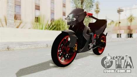 Satria FU 150 Modif FU 250 Superbike para GTA San Andreas