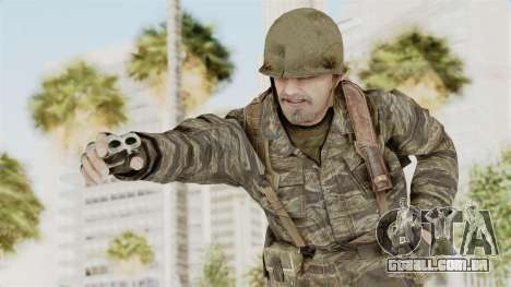 COD BO SOG Reznov v2 para GTA San Andreas