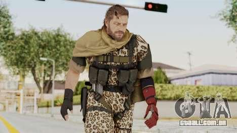 MGSV The Phantom Pain Venom Snake Sc No Patch v8 para GTA San Andreas