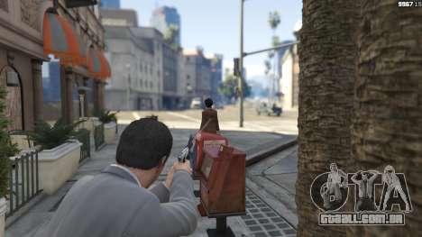 GTA 5 Realistic Bullet Damage quarto screenshot