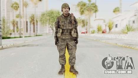 COD BO SOG Reznov v2 para GTA San Andreas segunda tela