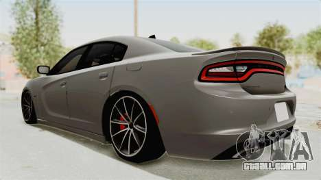 Dodge Charger RT 2015 para GTA San Andreas vista direita