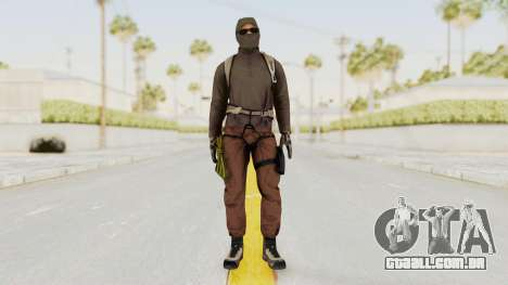 Battlefiled Hardline Professional Crime para GTA San Andreas segunda tela