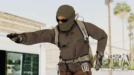 Battlefiled Hardline Professional Crime para GTA San Andreas