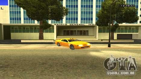 Colormod Easy Life by roBB1x para GTA San Andreas por diante tela