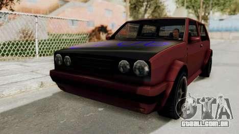 BF Club v2 para GTA San Andreas