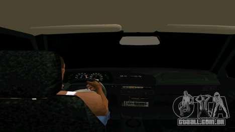VAZ 2114 para GTA San Andreas vista direita