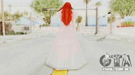 Ariel New Outfit v1 para GTA San Andreas terceira tela