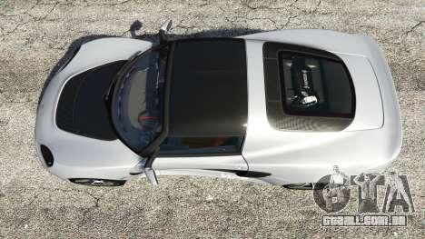 GTA 5 Lotus Exige V6 Cup voltar vista